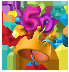 logo 50 jaar doremi_web